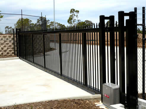 Automatic gates for Motorized sliding gate systems